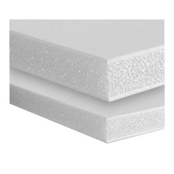 Μακετόχαρτο 50x70cm πάχους 5mm λευκό