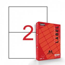 Αυτοκόλλητες ετικέτες εκτυπωτών Α4 210x148.5mm