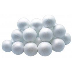 Μπάλα φελιζόλ 7,5cm σετ 4 τεμαχίων