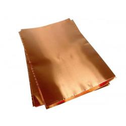 Φύλλο χαλκού 30x40 πάχους 0,3mm