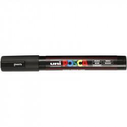 Μαρκαδόρος UNI POSCA PC-5M BLACK