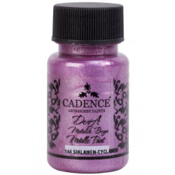 DORA METALLIC CADENCE CYCLAMEN 144 50ml