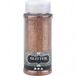 GLITTER σκόνη BLACK 110gr
