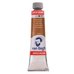Ακρυλικό VAN COGH 40ml YELLOW OCHRE 227