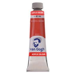 Ακρυλικό χρώμα ζωγραφικής VAN GOGH NAPHTHOL RED MEDIUM 396