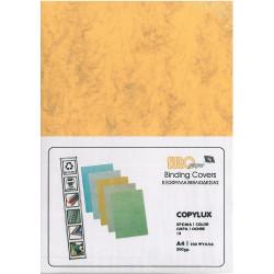Χαρτονάκι Α4 COPYLUX MARBLE 200gr ΩΧΡΑ
