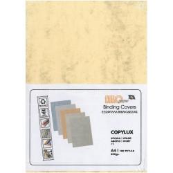 Χαρτονάκι Α4 COPYLUX MARBLE 200gr IVORY