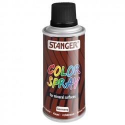 Χρώμα σε SPRAY STANGER 150 ml BRAUN