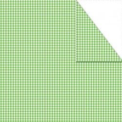 Χαρτόνι καρό mini διπλής όψης 50x70 ρόζ