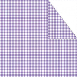 Χαρτόνι καρό mini διπλής όψης 50x70 λαχανί
