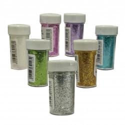 Χρυσόσκονη glitter PLOMA χρυσή