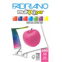 Χαρτί Α3 FABRIANO MULTIPAPER 350gr