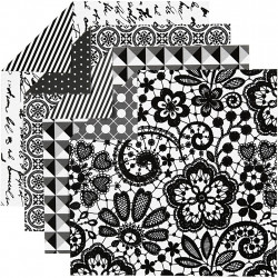 Χαρτί Origami VIVI GRADE DESIGN 15X15 cm PARIS