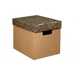 Κουτί αδρανούς αρχείου ΙΩΝΙΑ 34x36x30cm
