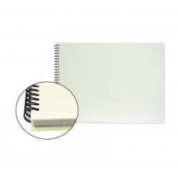 ΑΛΜΠΟΥΜ SCRAPBOOKING λευκό 21X30