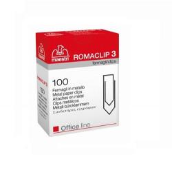 Συνδετήρες ROMA No4