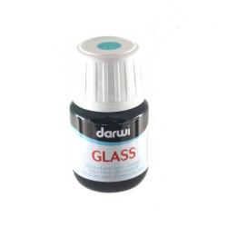 Χρώμα για γυαλί DARWI GLASS GREEN 600
