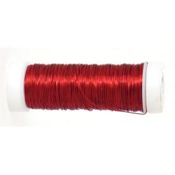 Σύρμα κόκκινο 0,35mmx50m MEYCO 28273