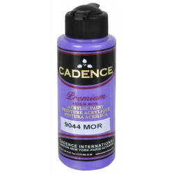 Acrylic Painting Color CADENCE PURPLE 9044