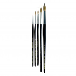 Brushes DA VINCI 1500J with...