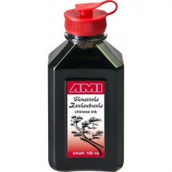 Sine Black Ink MALZEIT 100ml, 578014