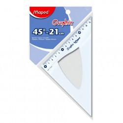 Τρίγωνο MAPED GRAPHIC 242421