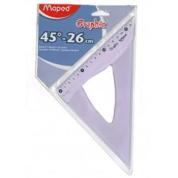 Τρίγωνο MAPED GRAPHIC 242426