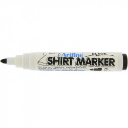 Μαρκαδόρος ARTLINE T-SHIRT MARKER BLACK