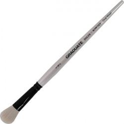 DALER GRADUATE OVAL WASH 1/2 Brush