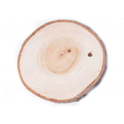Dried logs 4-6cm in diameter, with 50-piece packing hole