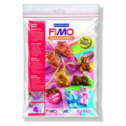 FIMO BEARS 874203 Moulds