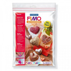 FIMO HEARTS 874226 Moulds