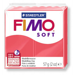 Πηλός FIMO SOFT 56gr No40 FLAMINGO