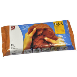 Air drying Clay PLUS...