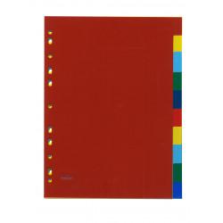 Διαχωριστικά 10 θεμάτων χρωματιστά