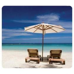 MOUSE PAD FELLOWES EARTH SERIES BEACH CHAIRS
