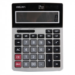 Calculator DELI 1671