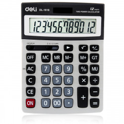 Calculator DELI 1616