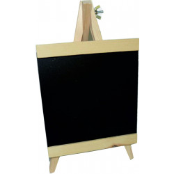 Chalk board with easel...