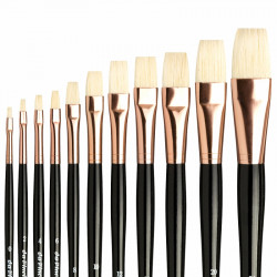 Brush DA VINCI 7007 FLAT