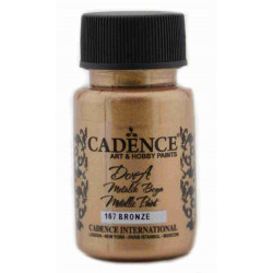 DORA METALLIC CADENCE 168 CHESTNUT 50ml