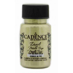 DORA METALLIC CADENCE SILVER GOLD 50ml 159
