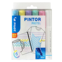 PILOT PINTOR PAINT MARKER PASTEL MEDIUM