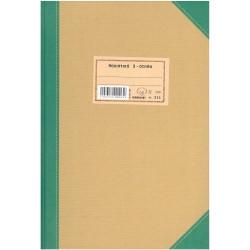 Accounting sheet A4 200f...