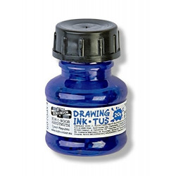 Sine ink KOH-I-NOOR 20ml blue