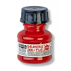 Sine ink KOH-I-NOOR 20ml red