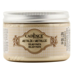 METALLIC RELIEF PASTE CADENCE 5942