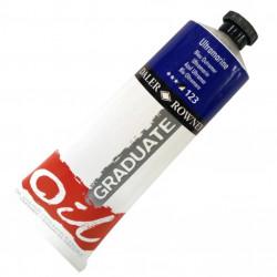 Λάδι ζωγραφικής DALER 200ml ULTRAMARIN 123