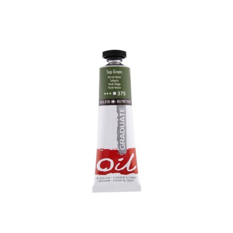 Λάδι DALER GRADUATE SAP GREEN 375