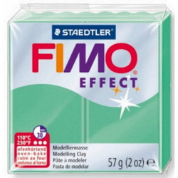 Clay FIMO EFFECT 56gr GREEN...
